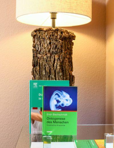 Bücher für die Osteopahtie